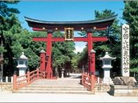 敦賀市の気比神宮